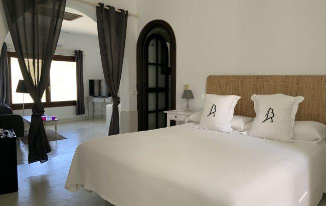 Suite con jacuzzi sin terraza