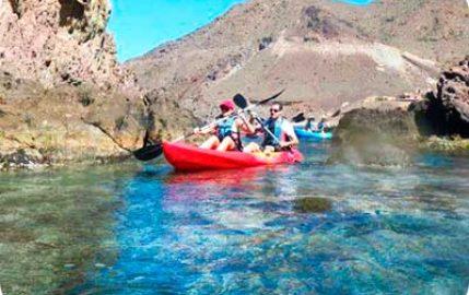 Playas inaccesibles de Almería